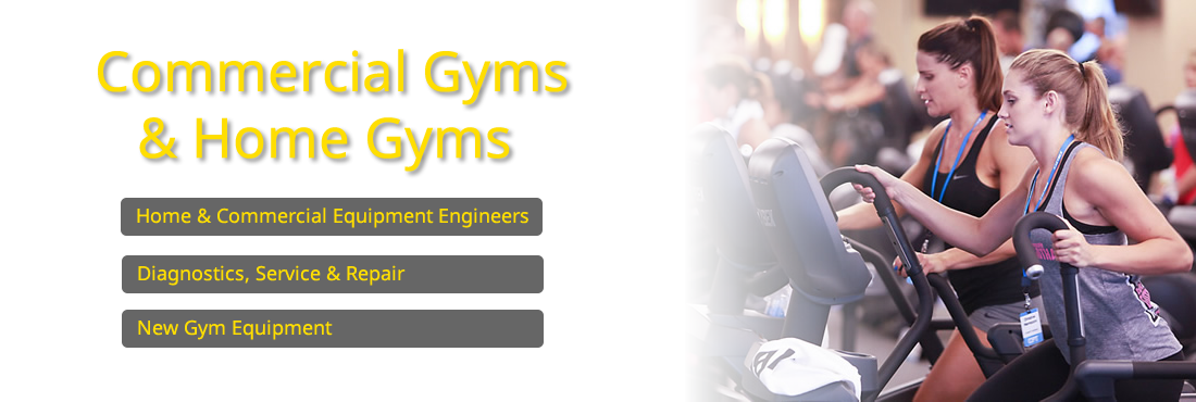 Commercial Gyms/Home Gyms